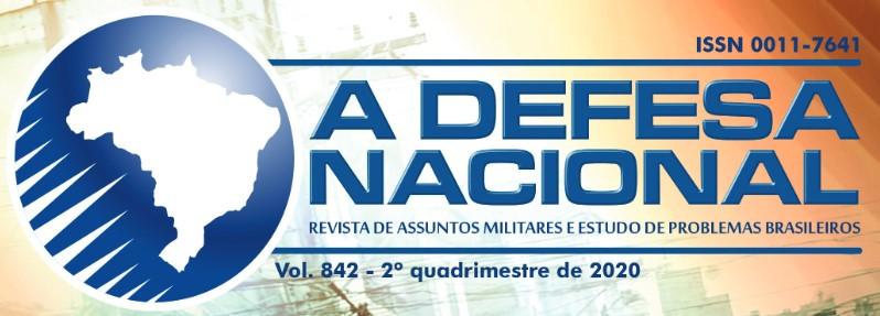 Revista de assuntos militares e estudo de problemas brasileiros